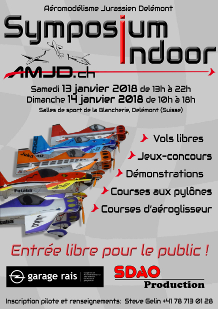 symposium indoor amjd